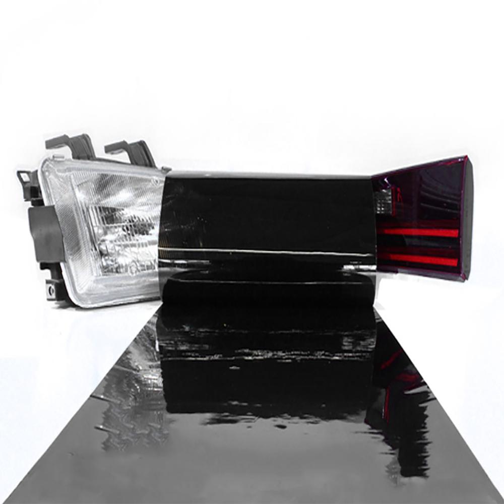 Dark Black Headlight tint