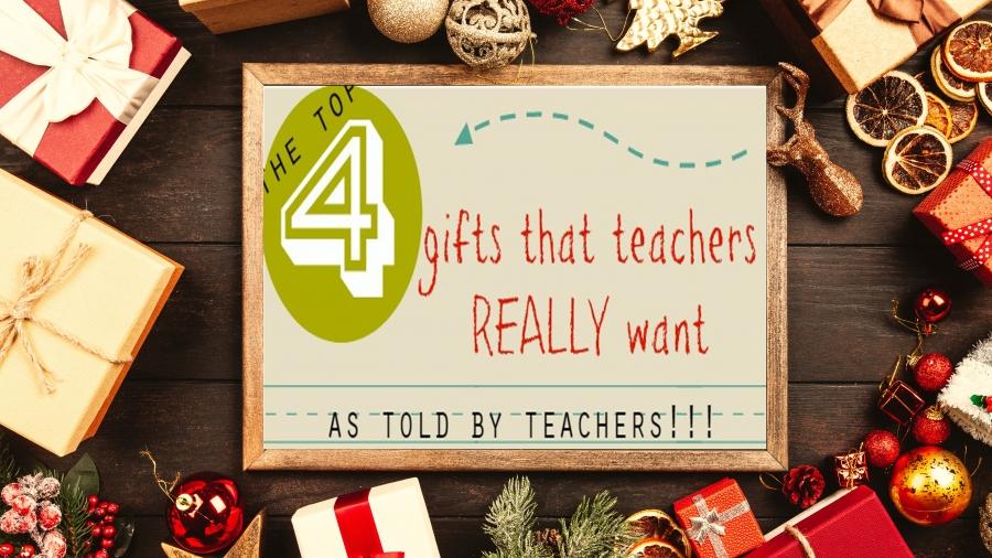 Gift for a teacher
