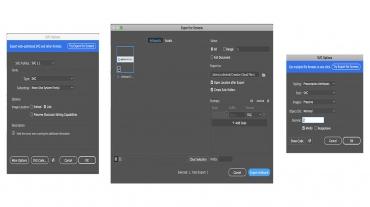 Export SVGs in Adobe Illustrator